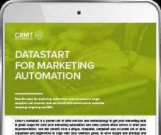 DataStart for Marketing Automation