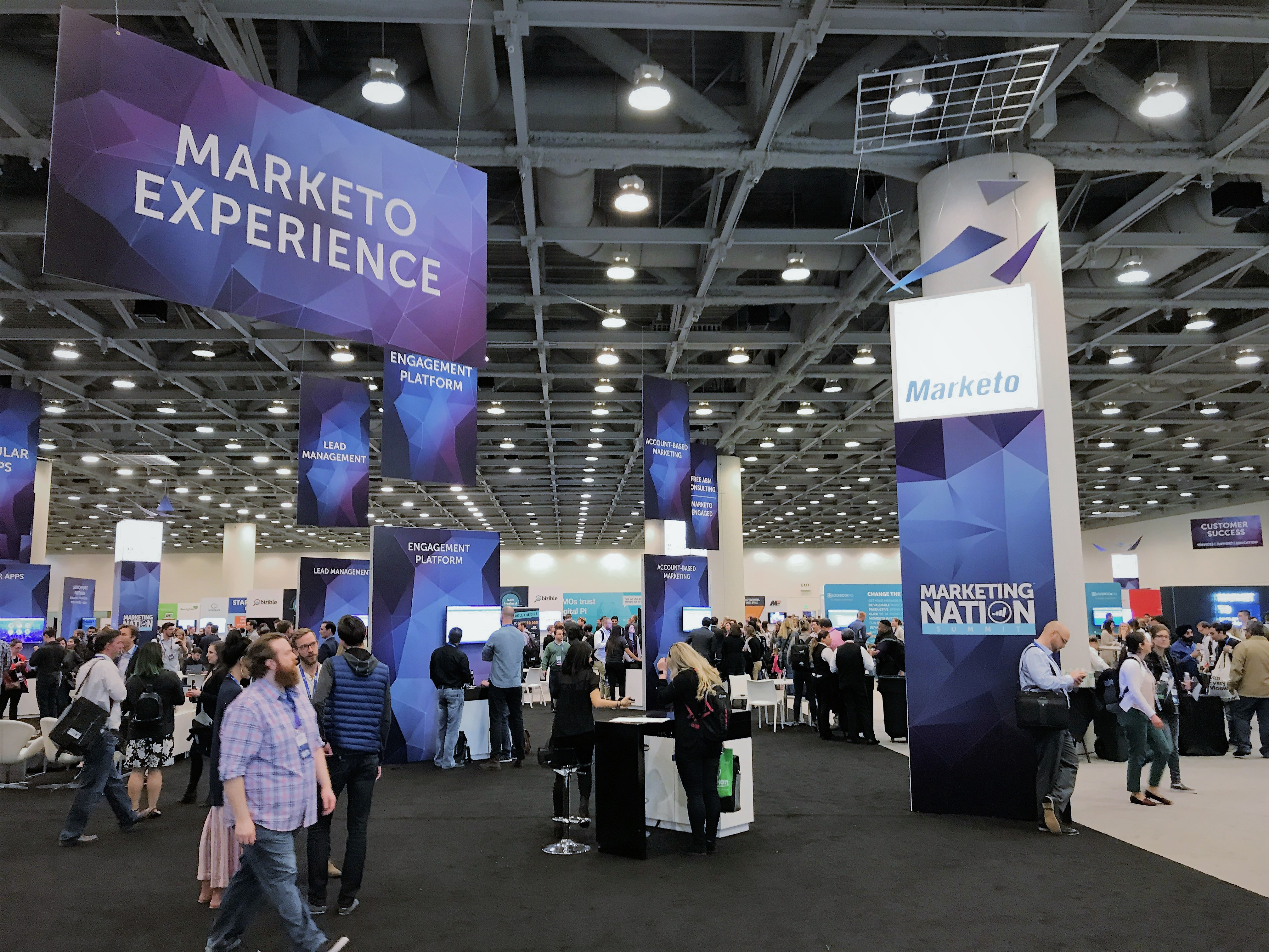 Marketo Marketing Nation Summit 2017 Round-Up