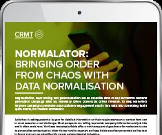 Normalator Datasheet