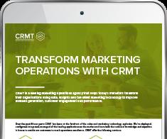 CRMT Digital Services Guide