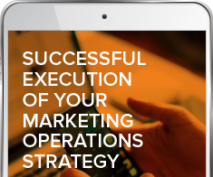 Successful execution of your Marketing Ops strategy through cross Enterprise collaboration
