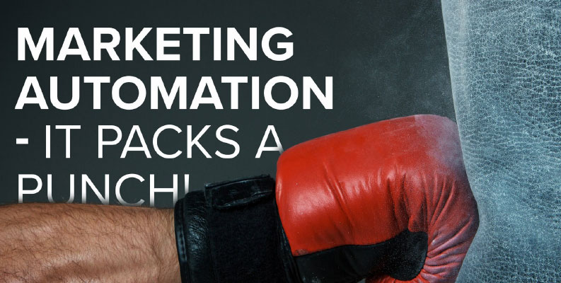 Marketing Automation -  it packs a punch!