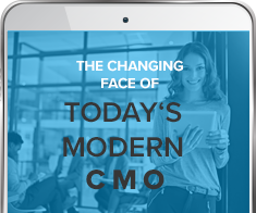 The Changing Face of Today's Modern CMO